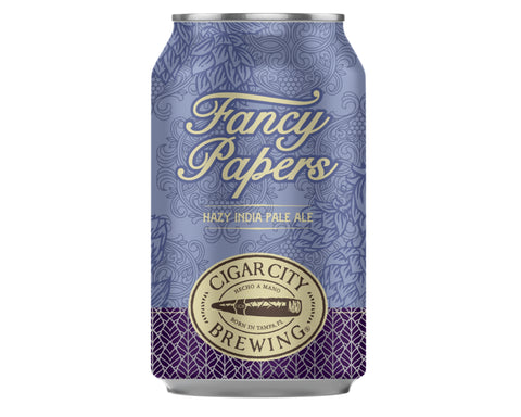 Cigar City - Fancy Papers - Hazy IPA