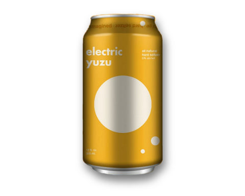 Stillwater - Electric Yuzu - Hard Seltzer