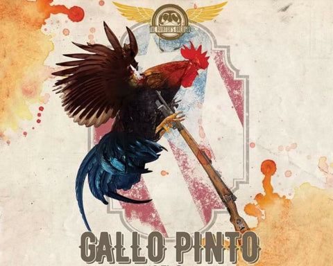The Aviator's Brewery - Gallo Pinto - Red Ale
