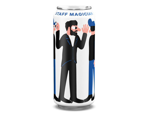Mikkeller - Staff Magician - New England Style Pale Ale
