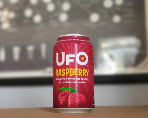 UFO - Raspberry - Fruit Ale