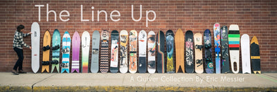 Quiver Connection - A Board Collection From Eric Messier