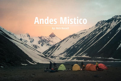 Arcade Field Trip – Andes Mistico – A Chilean Travel Journal – Nick Russell