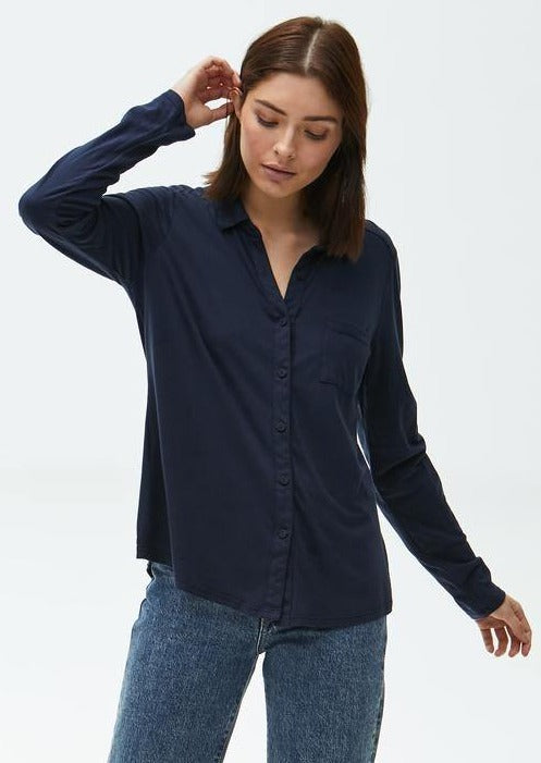 Harley Button Down - Admiral