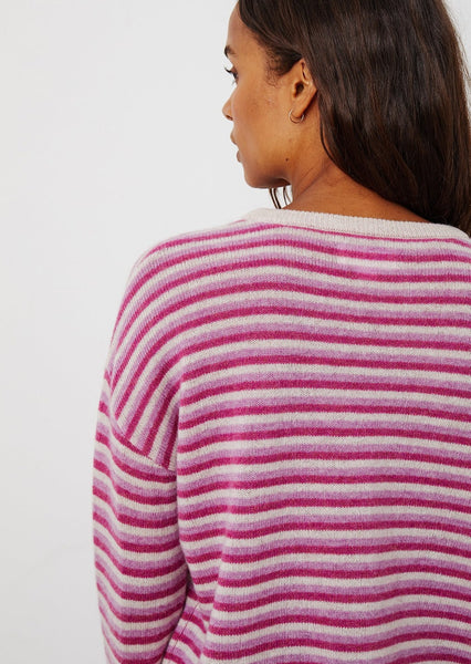 Cadie Sheer Cashmere Sweater