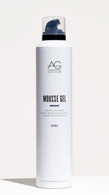 Mousse gel - Manzer Hair Studio