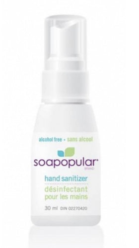 Hand sanitizer - Manzer Hair Studio