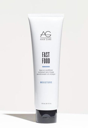 Fast food leave on conditioner - Manzer Hair Studio