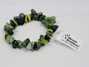 Semi precious stone stretch bracelet - Manzer Hair Studio
