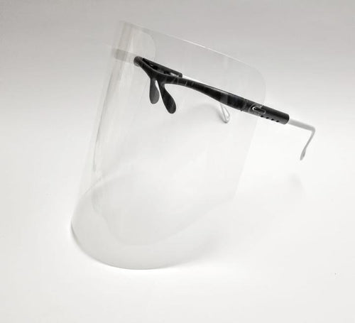 Light weight Eyewear Style Face Shield - Manzer Hair Studio
