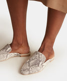Dolce Vita Halee Loafer Flats in Snake Print / EQUATION Boutique