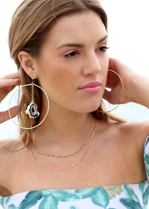 Jessica Matrasko Sunrise Earrings / EQUATION Boutique
