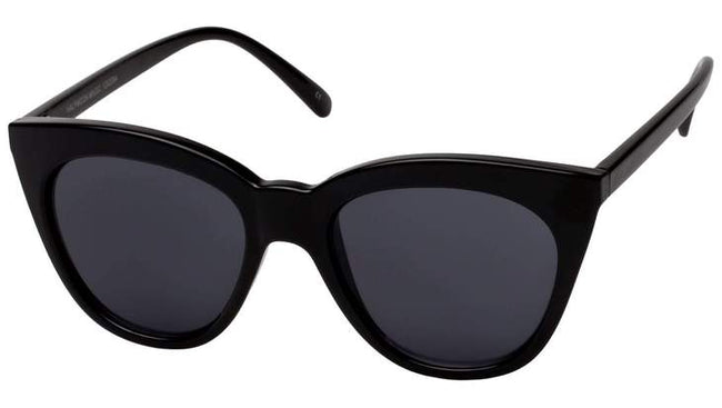 Le Specs Polarized Halfmoon Magic-Black / EQUATION Boutique