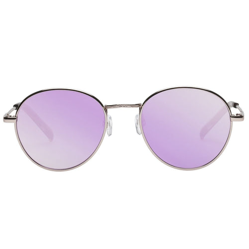 Le Specs Zephyr Sunglasses in Rose Gold / EQUATION Boutique