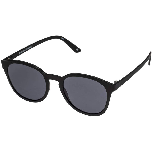 Le Specs Renegade Sunglasses-Matte Black / EQUATION Boutique