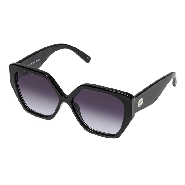 Le Specs So Fetch Sunglasses in Black / EQUATION Boutique