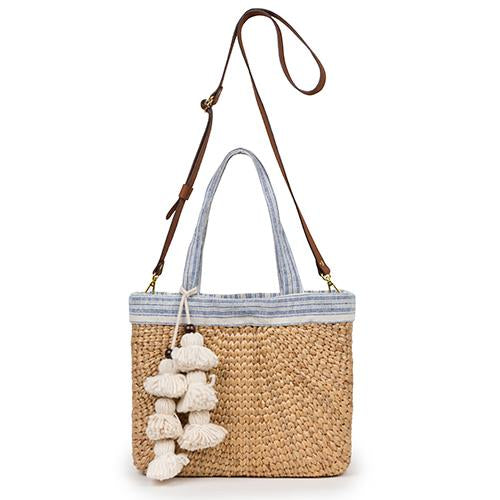 JadeTribe Sabai Square Basket Bag / EQUATION Boutique