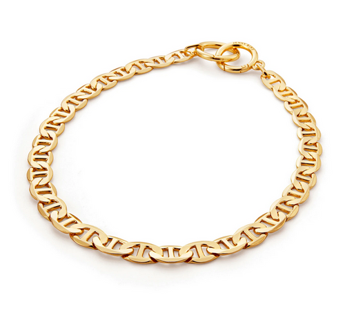 Jenny Bird Drew Chain Necklace in Gold