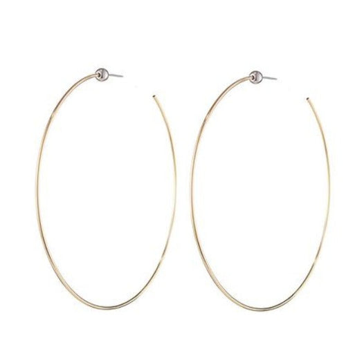 Jenny Bird Medium Icon Hoops / EQUATION Boutique