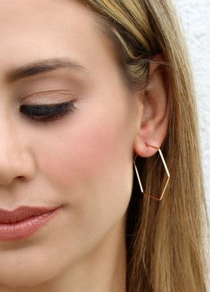Jessica Matrasko Alchemy Earrings / EQUATION Boutique