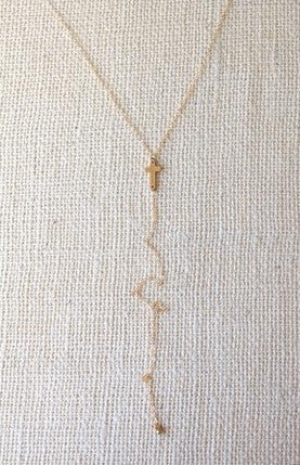 Jessica Matrasko Faithful Lariat / EQUATION Boutique