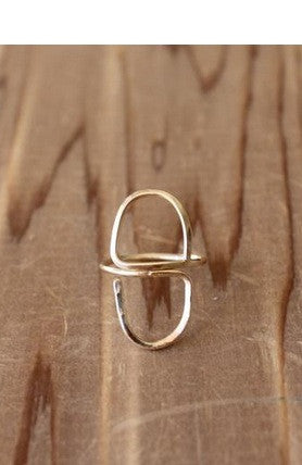 Jessica Matrasko Public Enemy Ring / EQUATION Boutique