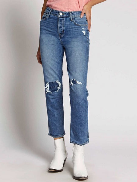 Sancutary Alt Tapered Straight Jeans / EQUATION Boutique