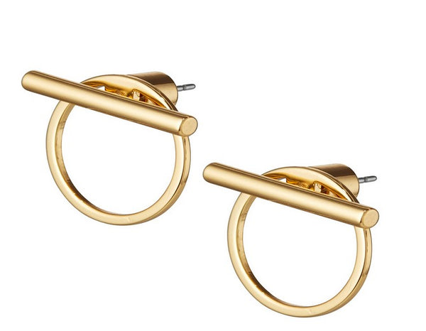 Jenny Bird Rhye Ear Jackets-Gold / EQUATION Boutique