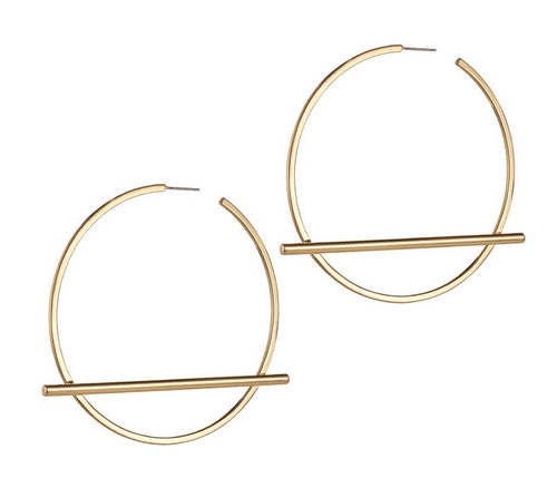 Jenny Bird Trust Hoop / EQUATION Boutique