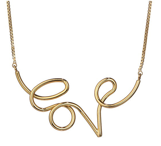 Jenny Bird Love Necklace / EQUATION Boutique