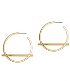 Jenny Bird Trust Hoops (M) / EQUATION Boutique