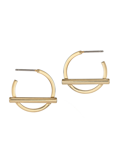 Jenny Bird Trust Hoops (S) / EQUATION Boutique
