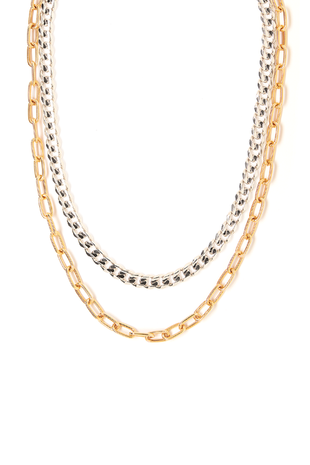 Tess+ Tricia Billie Pearl Necklace