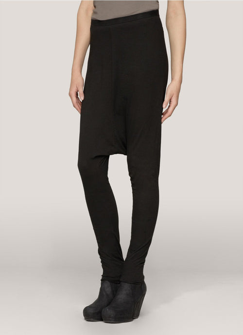 Rick Owens DRKSHDW cotton Harem Pants / EQUATION Boutique