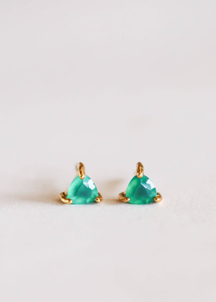 JaxKelly - Green Onyx Mini Energy Gems / EQUATION Boutique