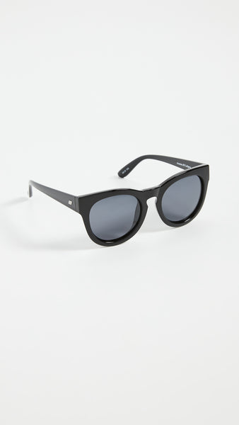 Le Specs Jealous Games Black (Polarized) / EQUATION Boutique