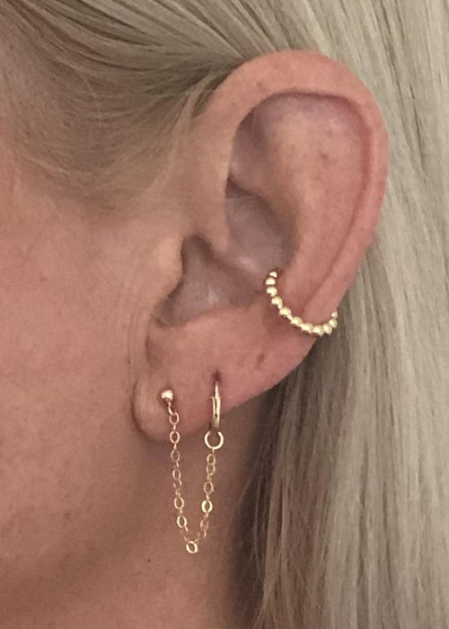 Jessica Matrasko Mariah Double Earring / EQUATION Boutique