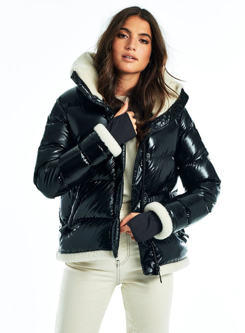 SAM NYC Willa Puffer Jacket / EQUATION Boutique