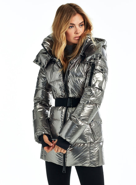 SAM NYC Soho Jacket in Gunmetal