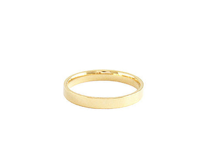 Seoul Little Thick Band Ring / EQUATION Boutique