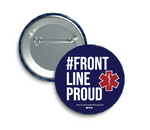 Medical Frontline buttons