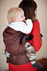 LennyLamb Chestnut Baby Carriers