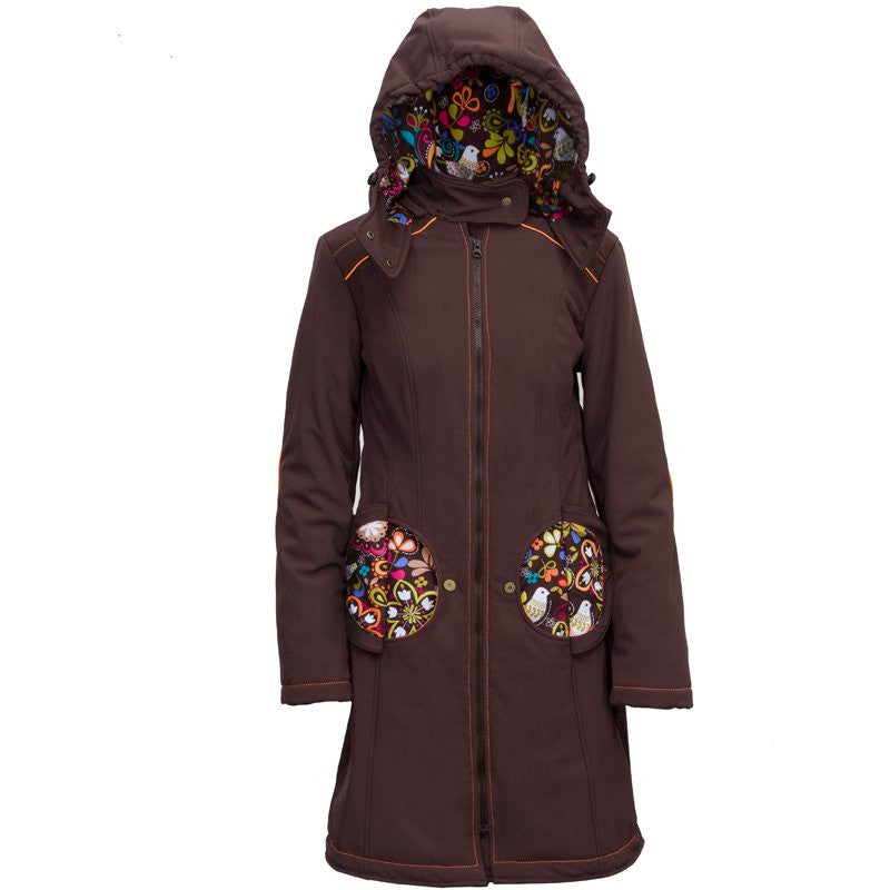 Liliputi Mama Coat - Folk Tale *IN STOCK*