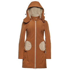 Liliputi Mama Coat - Rusty Beige *IN STOCK*