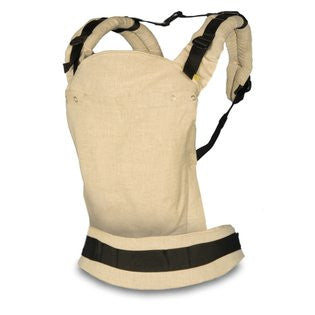 Liliputi Soft Baby Carrier: Naturalle