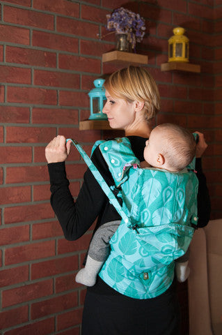 LennyLamb Northern Leaves Baby Carriers