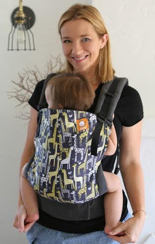 TULA Ergonomic Baby & Toddler Carriers: Spotted Love (Discontinued)
