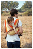 Natibaby Ring Sling: Savanna (L)