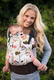 TULA Ergonomic Baby & Toddler Carriers: Campy