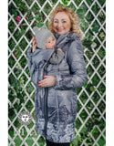 Diva Milano 4-in-1 Babywearing Coat (High Warmth) With Back Carry